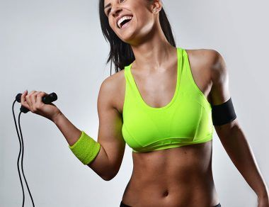 7-Minute Strength Interval Jump Rope Workout