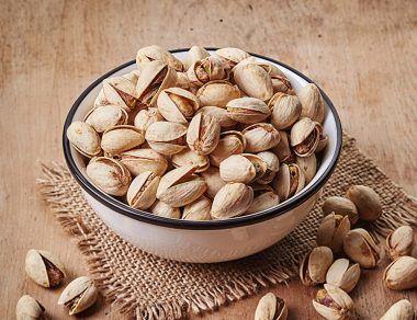 Health Benefits of Pistachio Nuts