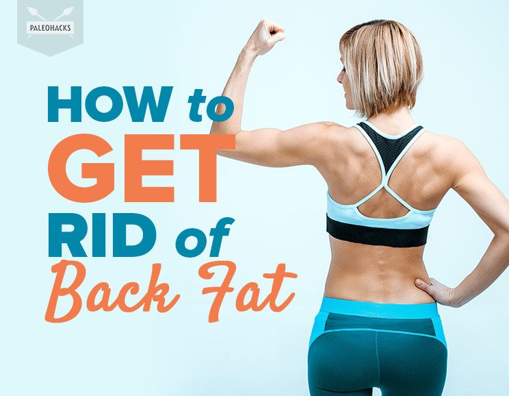 How To Get Rid Of The Fat