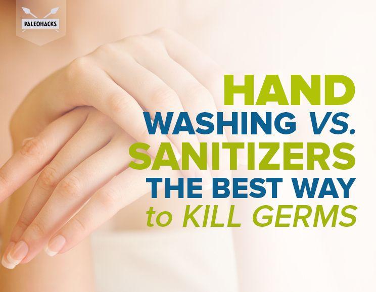 Natural Way To Kill Germs