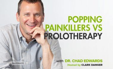 Popping Painkillers vs. Prolotherapy