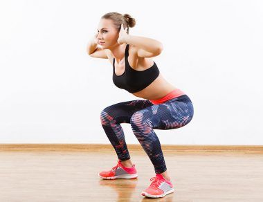 20-Minute Lean & Toned Leg Workout