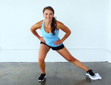21 Exercises You Can Do with a Dish Towel