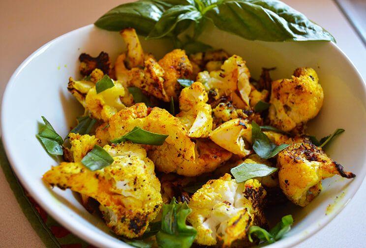 Roasted turmeric cauliflower forumfinder Images