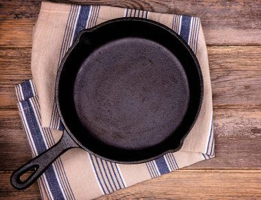 How To Clean, Season & Maintain Your Cast Iron Skillet
