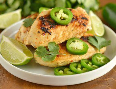 Paleo Chicken Enchilada Casserole Recipe