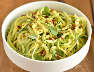 paleo noodles recipe