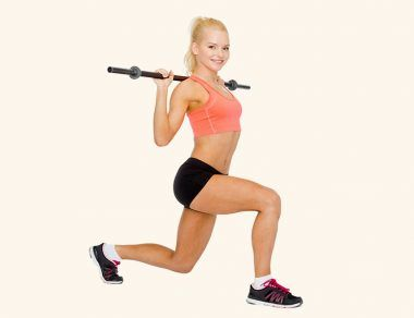5 Barbell Exercises To Sculpt Your Legs