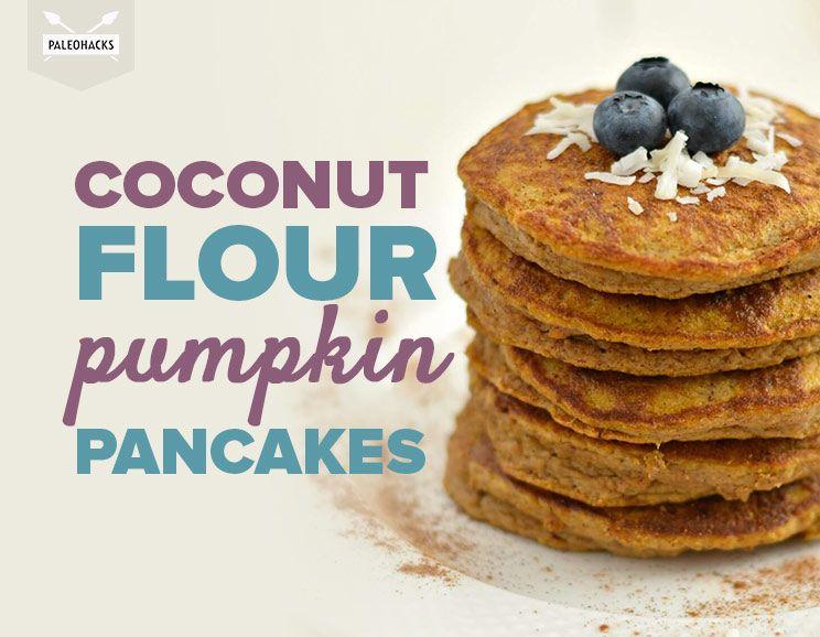 Coconut flour pumpkin pancakes dairy free paleo coconut flour pumpkin pancakes ccuart Gallery