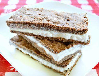 dairy-free ice cream sandwich