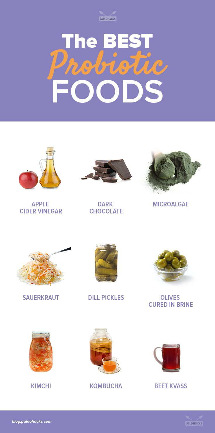 Best Foods For Gut Bacteria