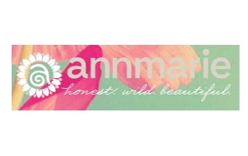 Ann Marie Natural Beauty Logo
