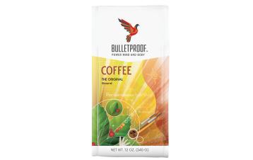 A pack of Bulletproof Coffee