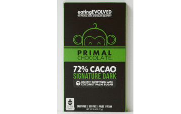 Eating Evolved Chocolate