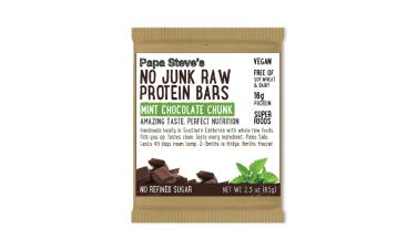 Papa Steve's Raw Protein Bars
