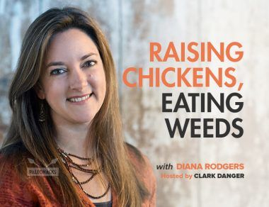 Raising Chickens, Eating Weeds