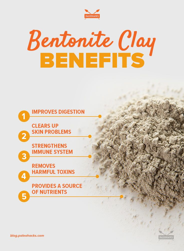 The Best, Natural Bentonite Clay Benefits and Uses