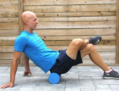 foam roller featured image