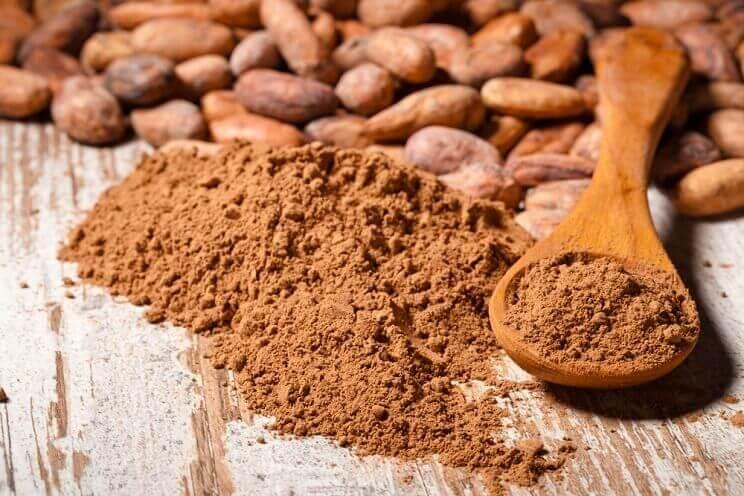 Cocoa alkali