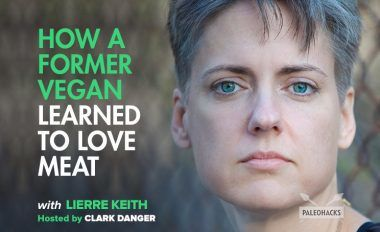 how a former vegan learned to love meat podcast