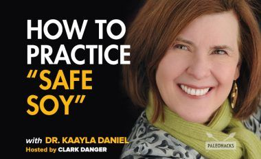 """How to Practice """"Safe Soy"""""""