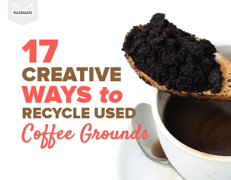 17 Creative Ways To Recycle Used Coffee Grounds Jpg X16148