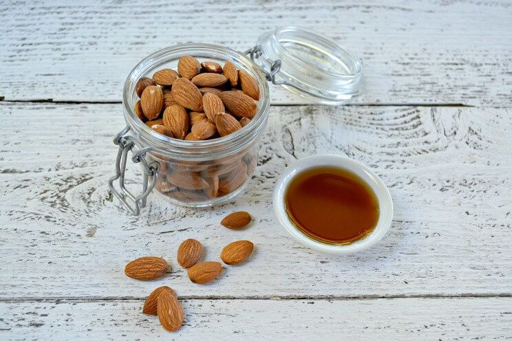how to make healthy almond milk