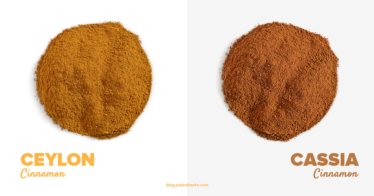 The Difference Between Ceylon and Cassia Cinnamon ...