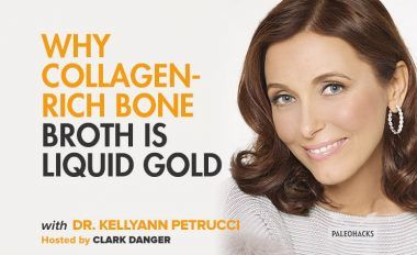 why bone broth is liquid gold title card