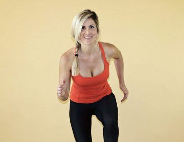 12 minute indoor cardio workout featured image