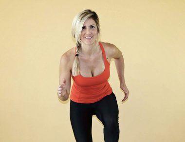 12-Minute Indoor Cardio Workout