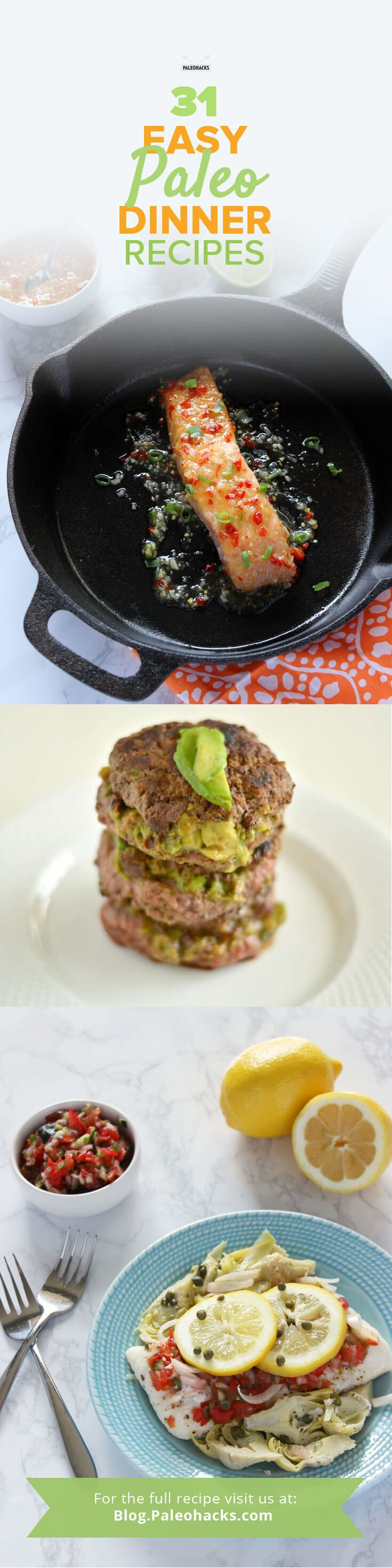 Easy paleo recipes blog