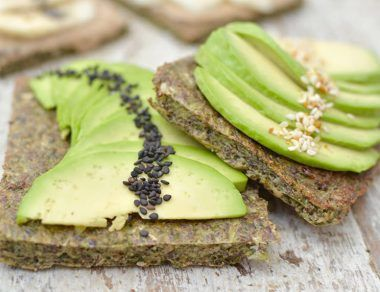 Grain-Free Broccoli Toast Recipe