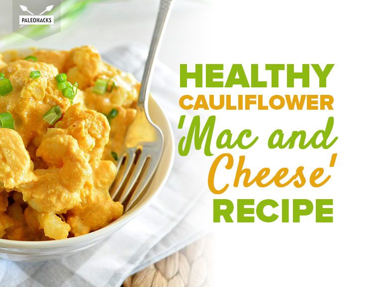 Cauliflower Macaroni And Cheese Recipe — Dishmaps