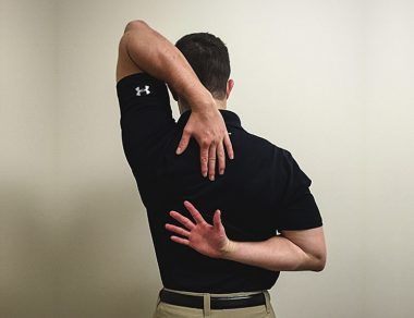 How to Do a Shoulder Mobility Screen