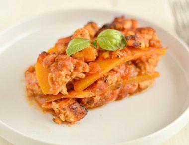 butternut squash lasagna featured image