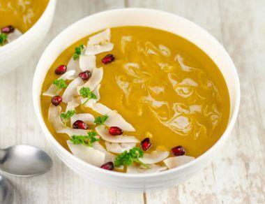 The Best Butternut Squash Soup Recipe