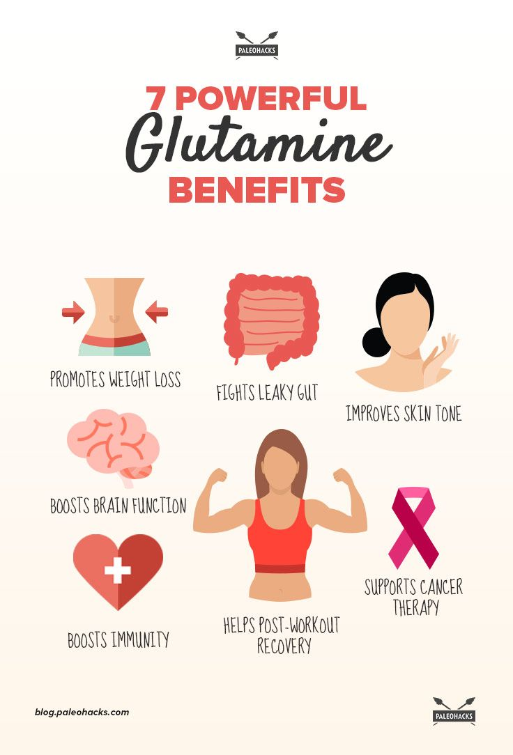 Glutamine: What It Is, Benefits and Natural Sources