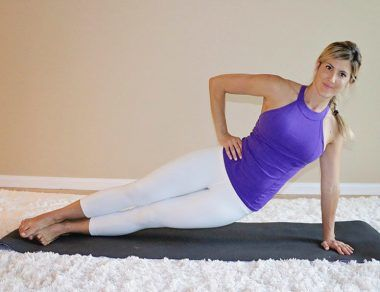 15-Minute Core Blast Plank Workout