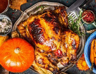 24 Show-Stopping Thanksgiving Turkey Recipes