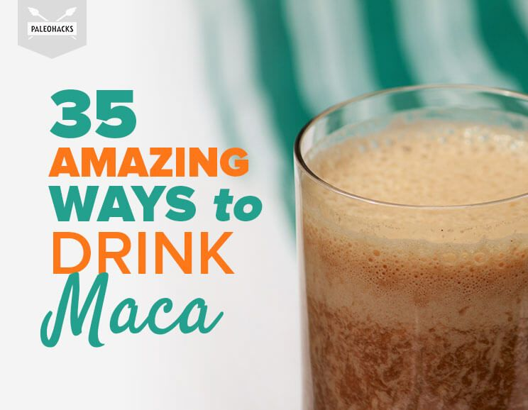 35 Amazing Ways To Drink Maca Smoothies Lattes Amp Hot