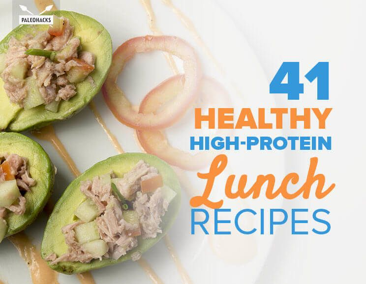 This healthy version of a favorite recipe will provide you with a good dose of protein and carbohydrates to get you through the afternoon. You can easily make this the night before and store it in your fridge to grab quickly on your way out the door.