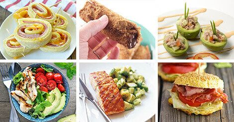 41 healthy high protein lunch recipes soups salads sandwiches forumfinder Gallery