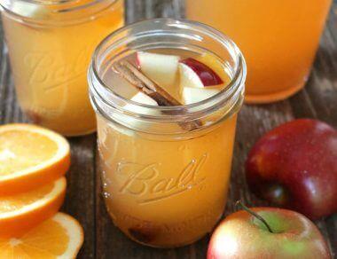Slow Cooker Apple Cider Recipe