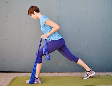 15-Minute Resistance Band Triceps Workout