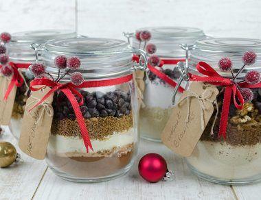 4 DIY Paleo Edible Mason Jar Gifts