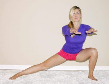 The Sculpting Butt and Thigh Workout You Can Do Anywhere