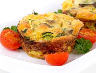 23 Paleo Breakfasts You Can Make in a Muffin Tin