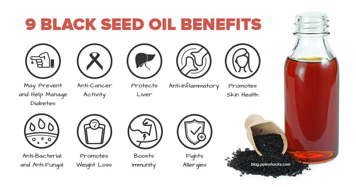 Black Seed Oil Benefits Where To Find It Amp How To Use It