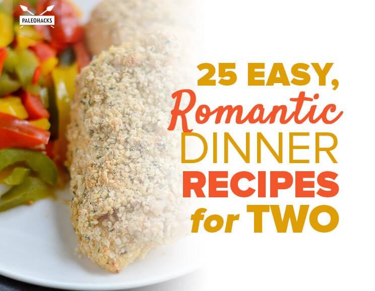 Easy romantic recipes